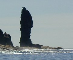 The Old Man of Stoer from the North