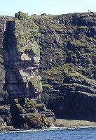 The Old Man of Stoer from seaward