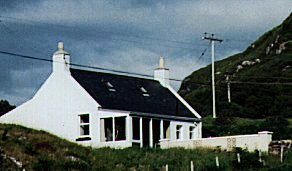 The Cottage, Inverkirkaig